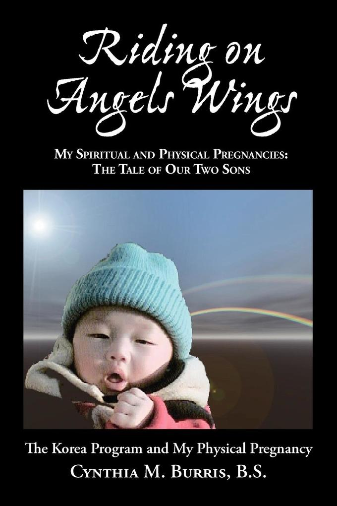 Riding on Angels Wings - My Spiritual and Physical Pregnancies: The Tale of Our Two Sons als Taschenbuch