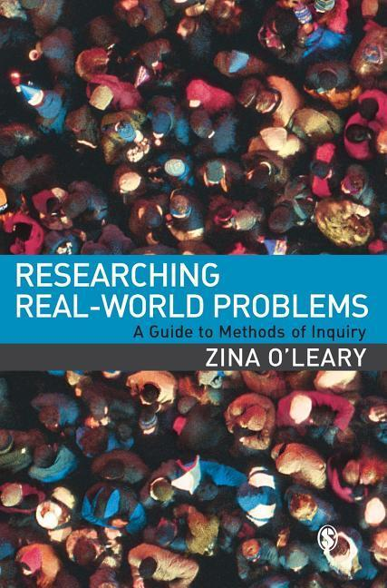 Researching Real-World Problems: A Guide to Methods of Inquiry als Buch