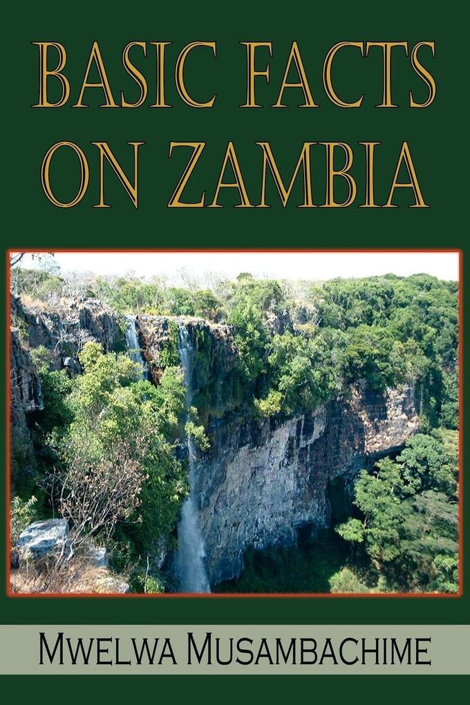 Basic Facts on Zambia als Taschenbuch