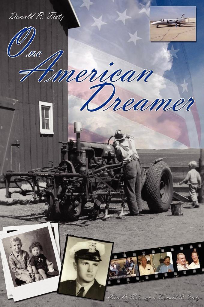 One American Dreamer als Taschenbuch