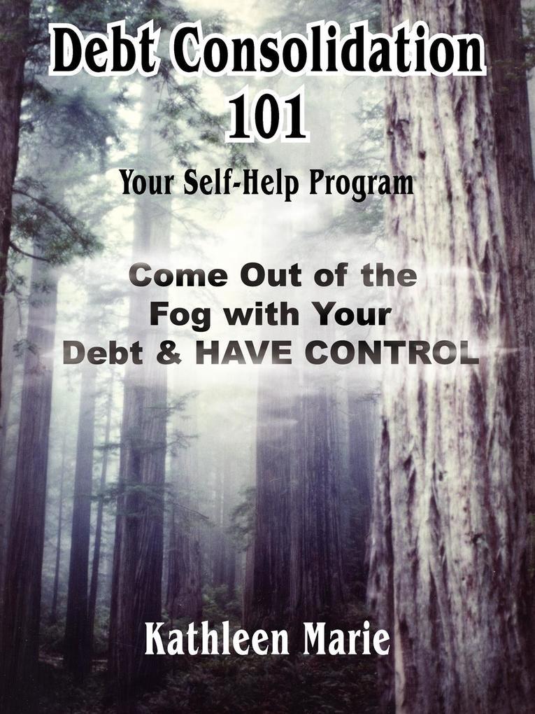Debt Consolidation 101 als Taschenbuch
