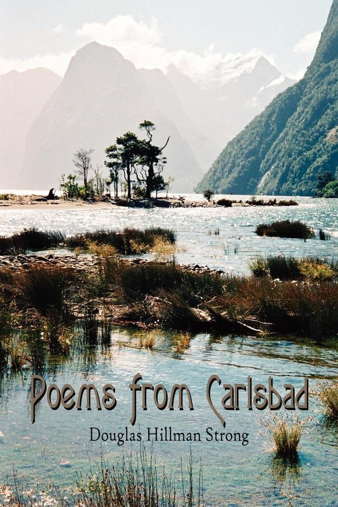 Poems from Carlsbad als Taschenbuch