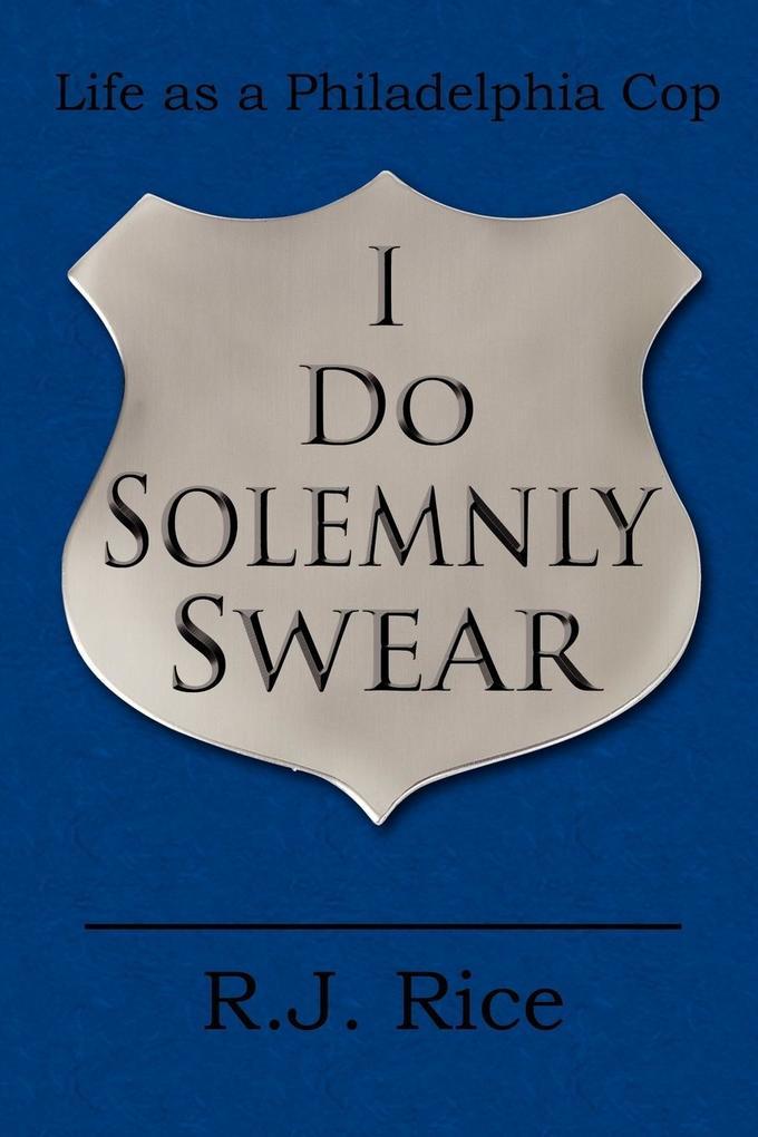I Do Solemnly Swear als Taschenbuch