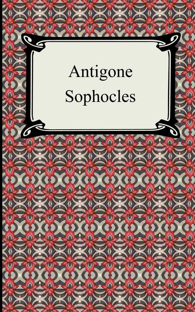 Antigone als Taschenbuch