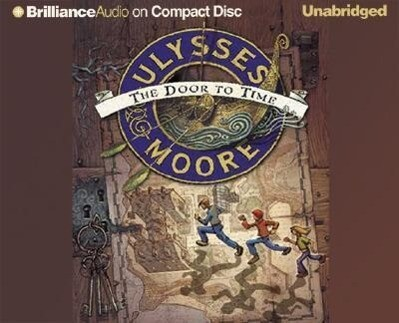 Ulysses Moore: The Door to Time als Hörbuch