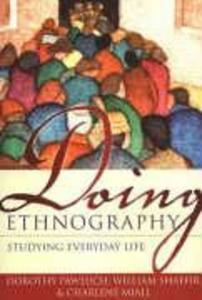 Doing Ethnography als Taschenbuch