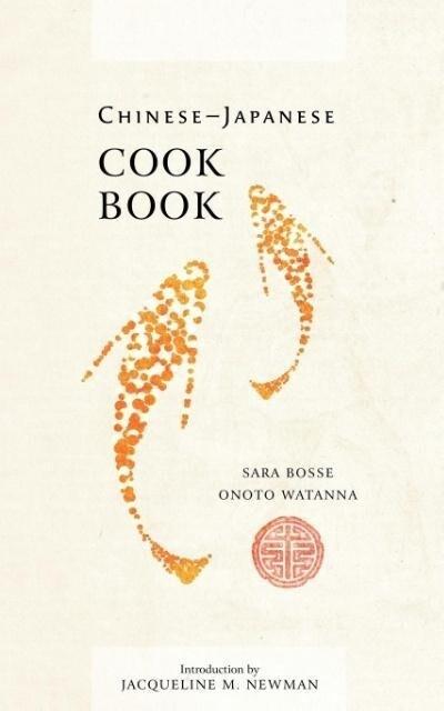 Chinese-Japanese Cook Book als Taschenbuch