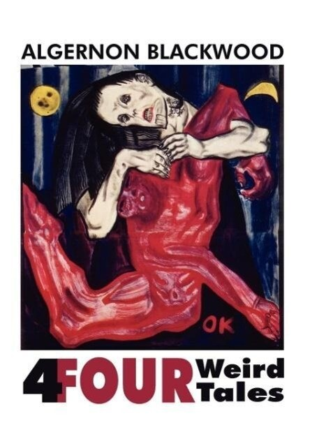 Four Weird Tales als Buch