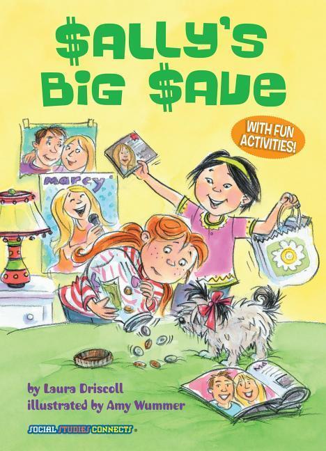 Sally's Big Save: Spending & Saving als Taschenbuch