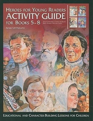 Activity Guide for Books 5-8: Educational and Character-Building Lessons for Children als Taschenbuch