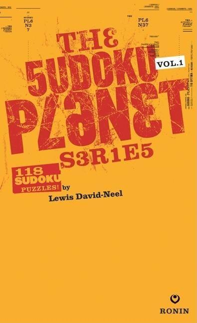The Sudoku Planet Series Vol. 1 als Taschenbuch