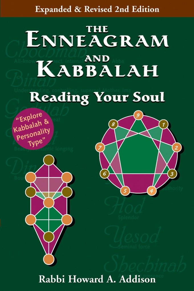 The Enneagram and Kabbalah (2nd Edition): Reading Your Soul als Taschenbuch