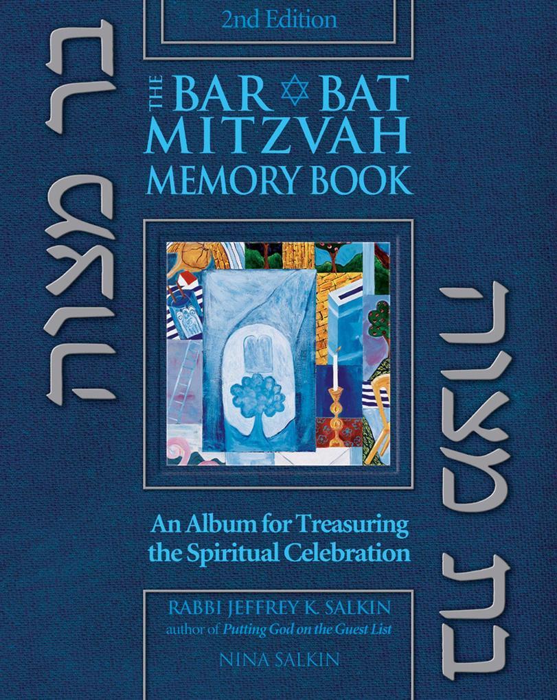 Bar/Bat Mitzvah Memory Book 2/E: An Album for Treasuring the Spiritual Celebration als Buch