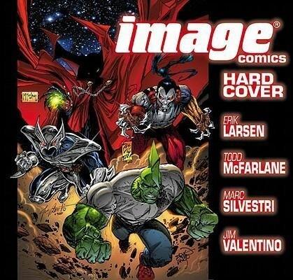 Image Comics als Buch