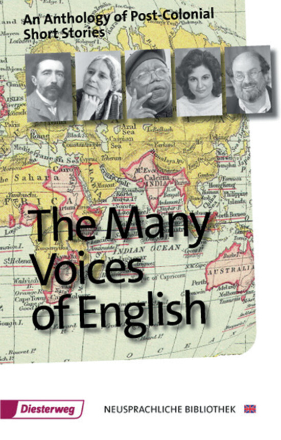 The Many Voices of English als Buch