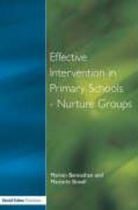 Effect Intervention in Primary School als Buch