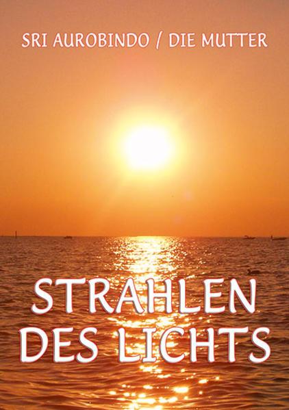 Strahlen des Lichts als Buch