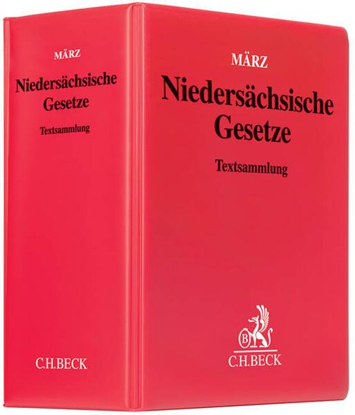 Niedersächsische Gesetze (mit Fortsetzungsnotierung). Inkl. 101. Ergänzungslieferung als