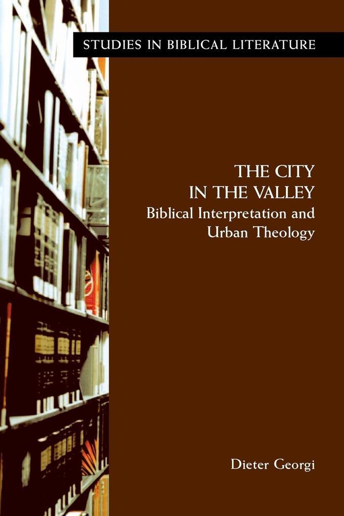 The City in the Valley als Taschenbuch