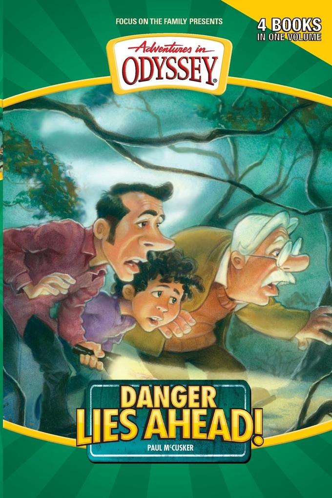 Danger Lies Ahead! als Taschenbuch