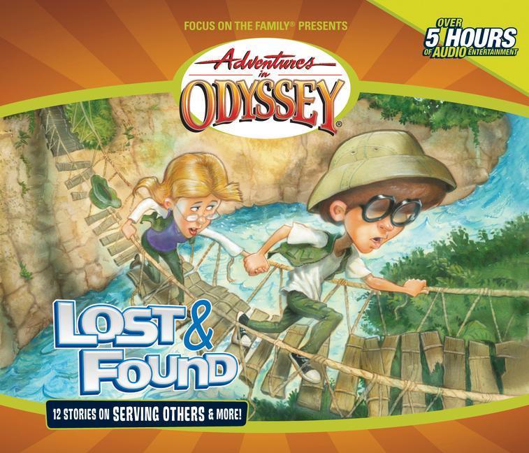 Lost & Found als Hörbuch