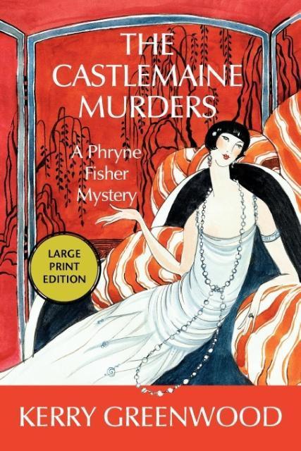 The Castlemaine Murders LP als Taschenbuch