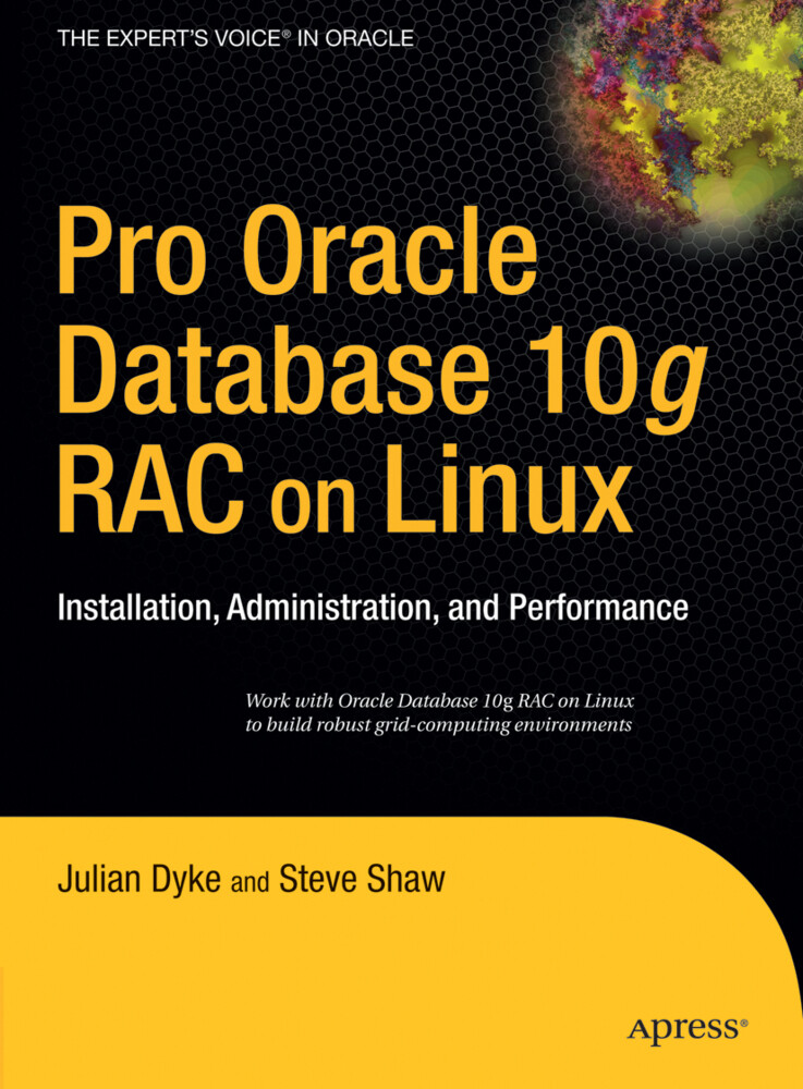 Pro Oracle Database 10g RAC on Linux als Buch