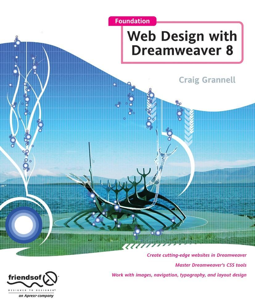 Foundation Web Design with Dreamweaver 8 als Buch