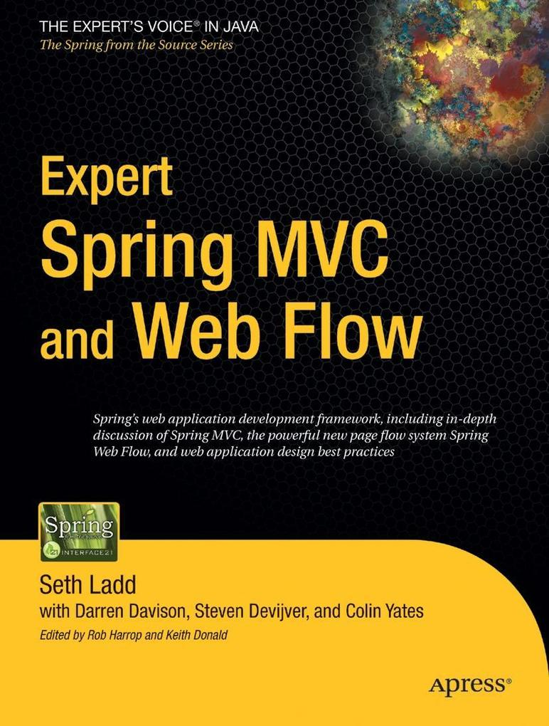Expert Spring MVC and Web Flow als Buch