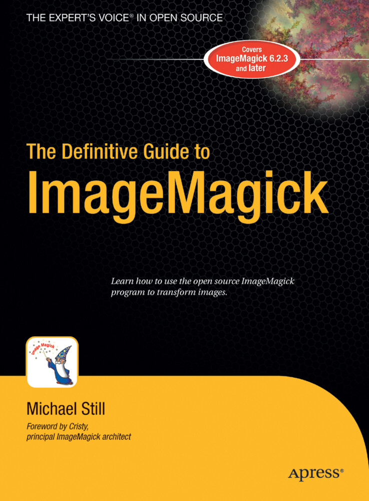 The Definitive Guide to ImageMagick als Buch