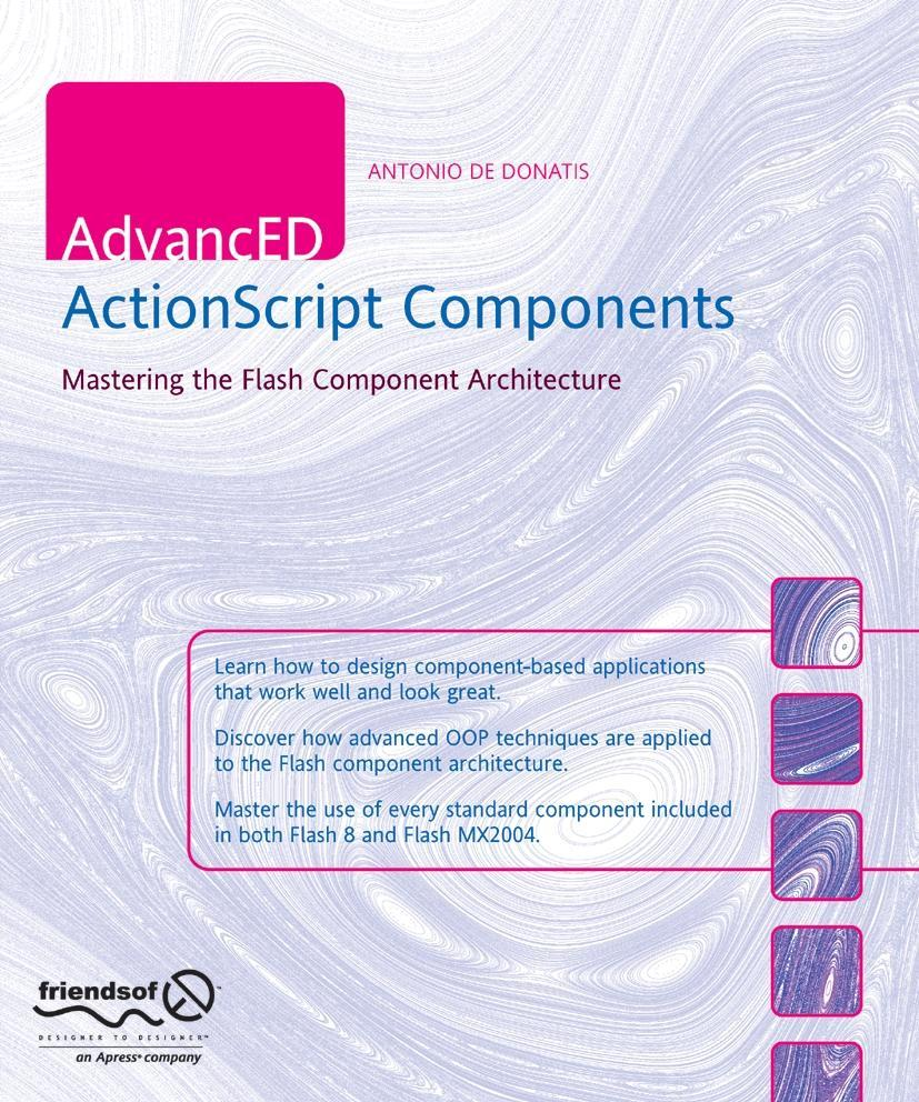 AdvancED ActionScript Components als Taschenbuch
