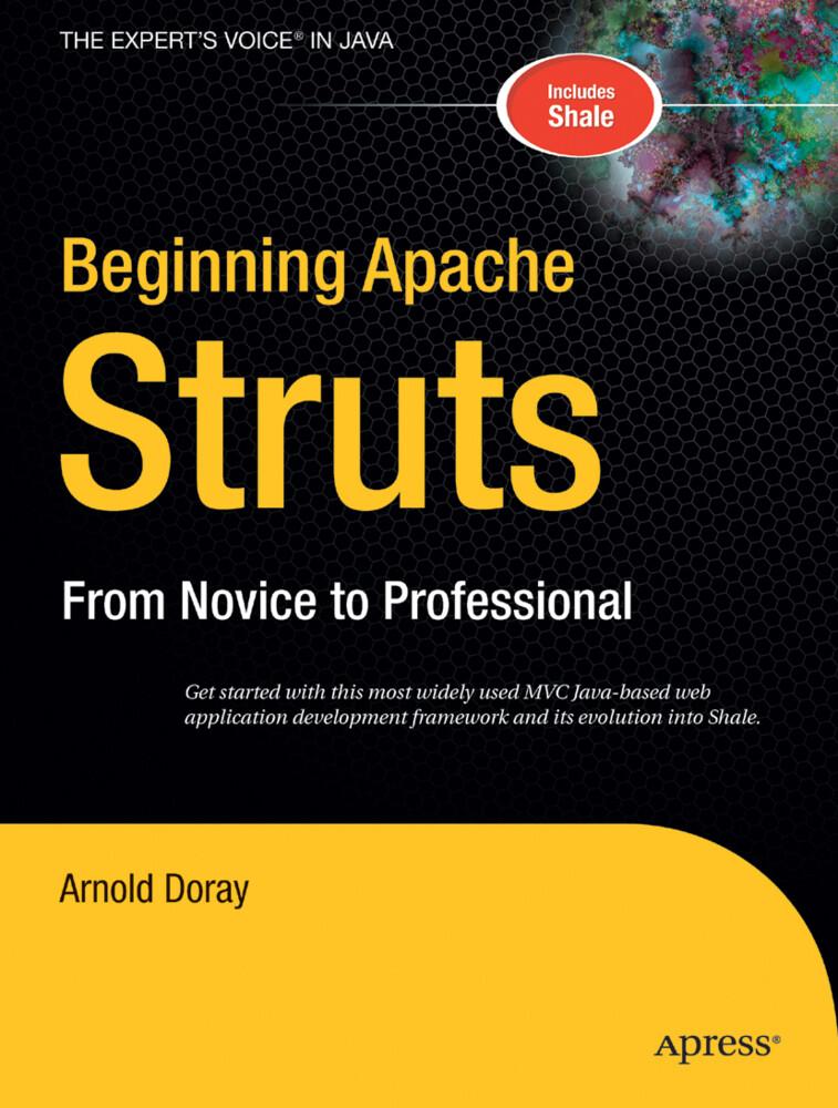 Beginning Apache Struts als Buch