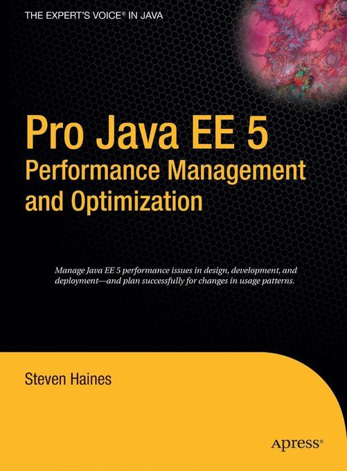 Pro Java EE 5 Performance Management and Optimization als Buch