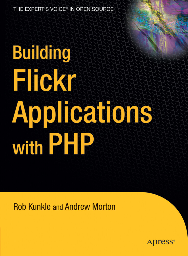 Building Flickr Applications with PHP als Buch