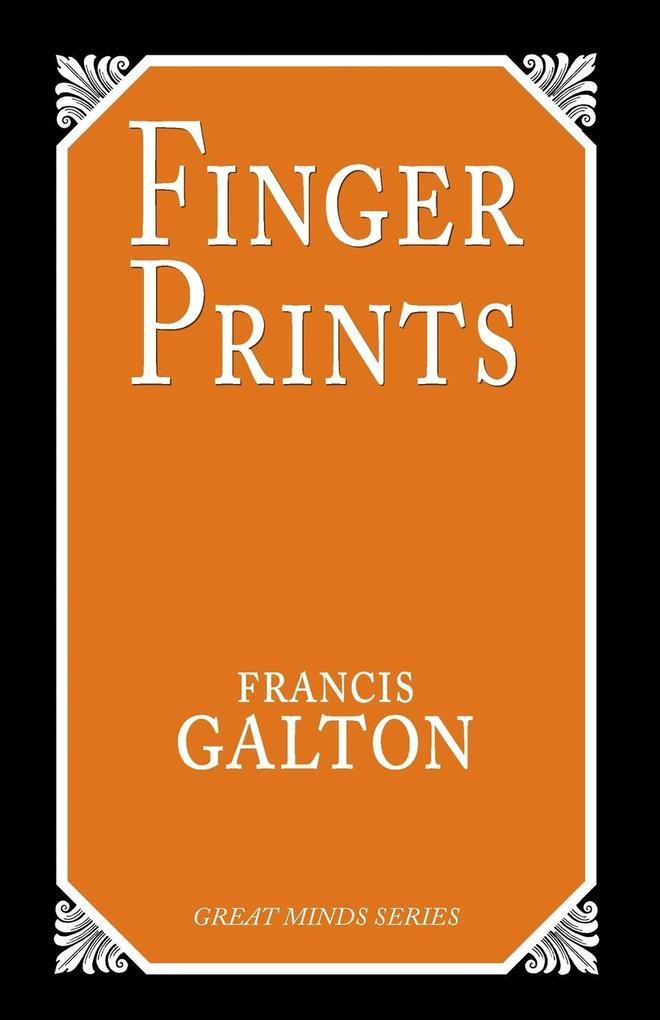 Finger Prints als Taschenbuch