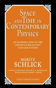 Space and Time in Cotemporary Physics: An Introduction to the Theory of Relativity and Gravitation