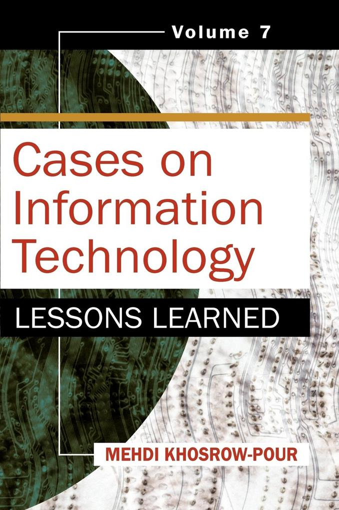 Cases on Information Technology als Buch