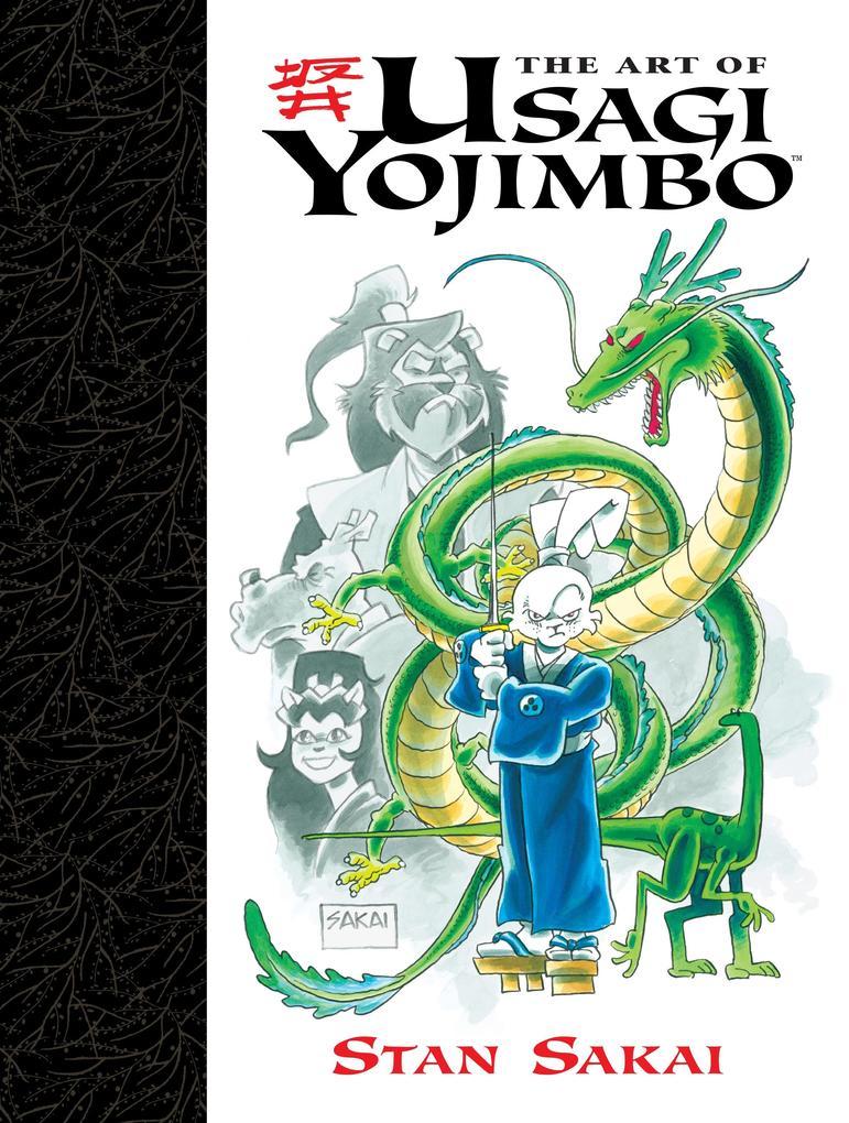 The Art of Usagi Yojimbo als Buch