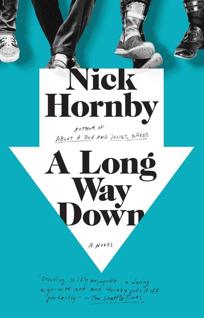 A Long Way Down als Taschenbuch