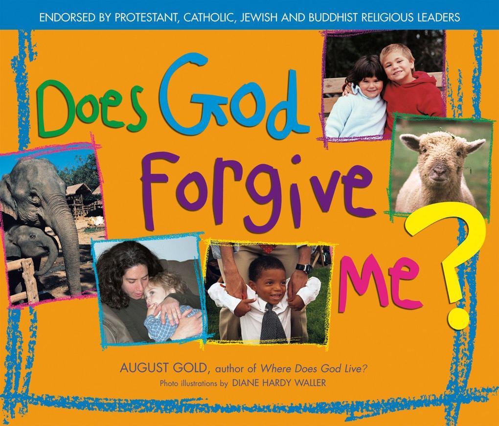 Does God Forgive Me? als Taschenbuch