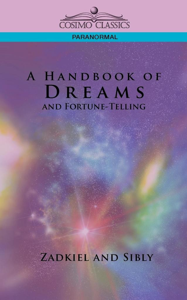 A Handbook of Dreams and Fortune-Telling als Taschenbuch