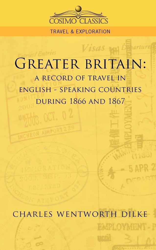 Greater Britain als Taschenbuch
