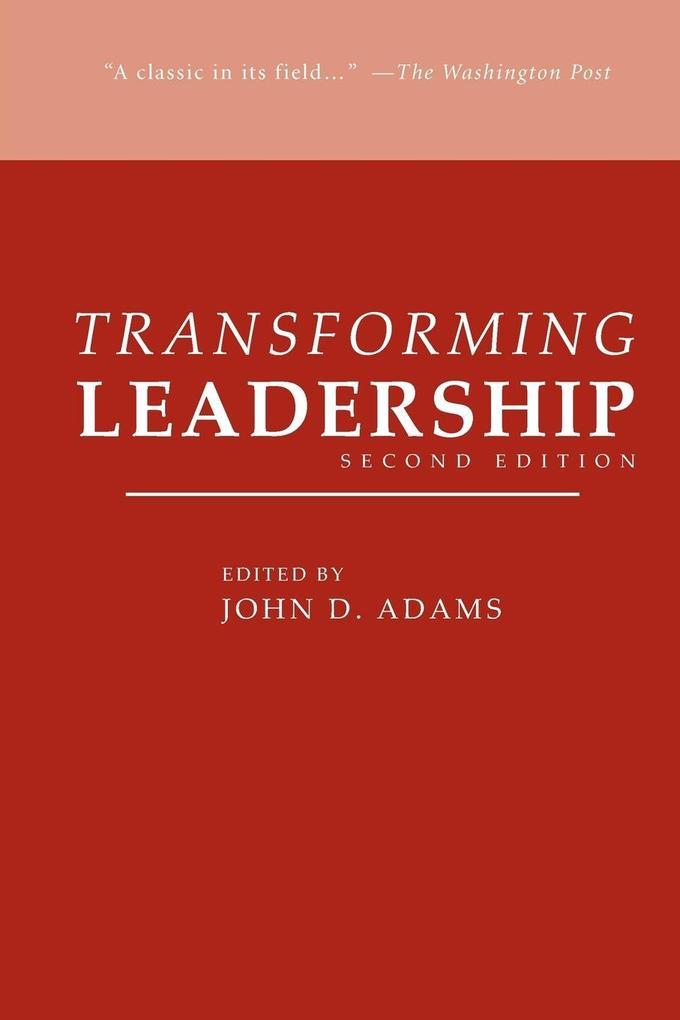 Transforming Leadership, Second Edition als Taschenbuch