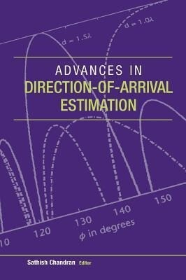 Advances in Direction-Of-Arrival Estimation als Buch