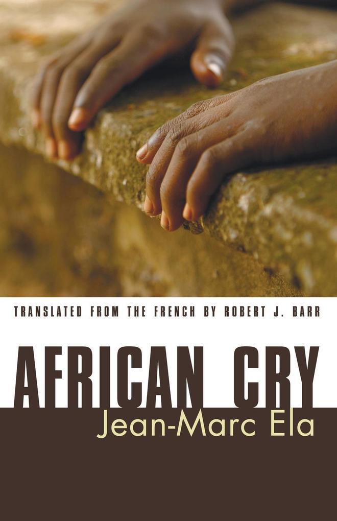African Cry als Taschenbuch