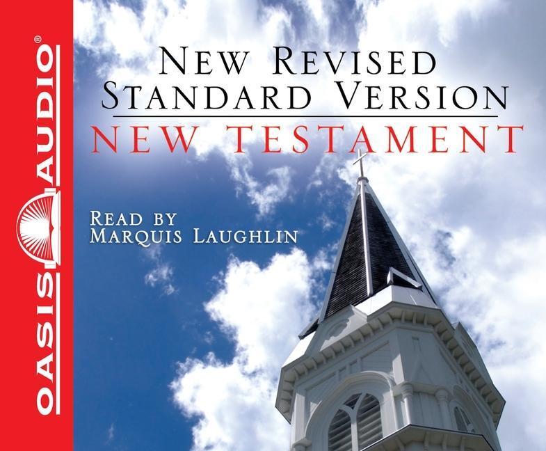 New Testament-NRSV als Hörbuch