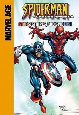 Stars, Stripes, and Spiders! als Buch