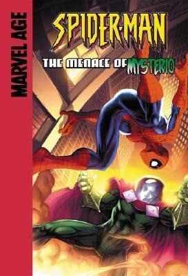 The Menace of Mysterio als Buch