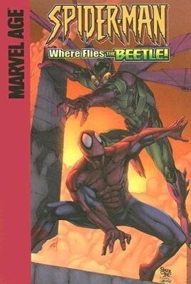Where Flies the Beetle!: Guest-Starring the Human Torch als Buch