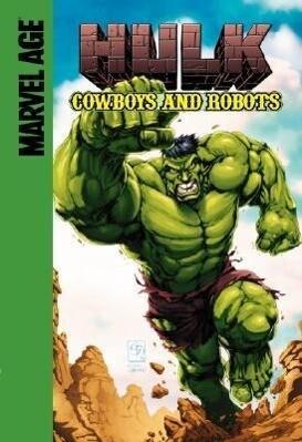 Cowboys and Robots als Buch